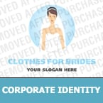 Wedding Corporate Identity Template 13042
