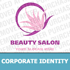 Beauty Corporate Identity Template 13043