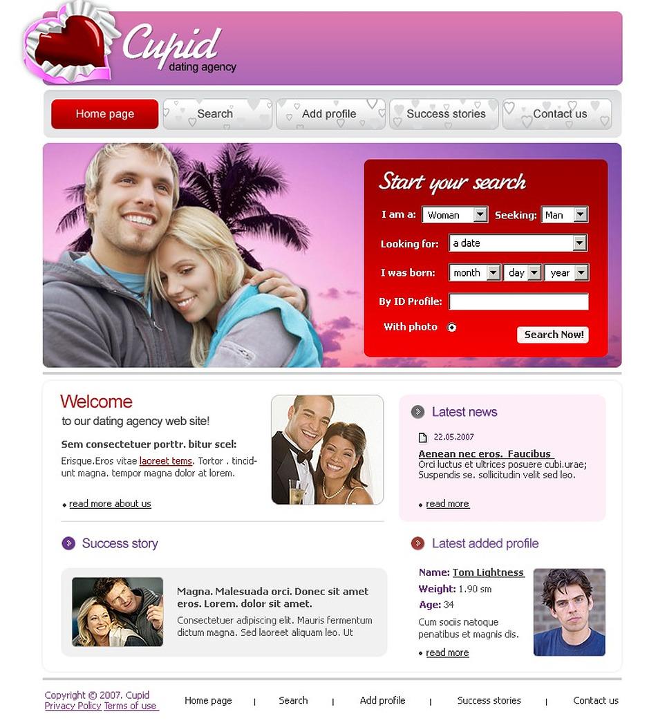 Беслатный сайт знакомства