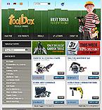 Kit graphique outils et équipements 13092
