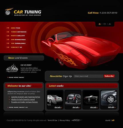 web design cursuri site auto