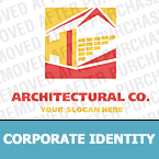 Architecture Corporate Identity Template 13176