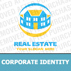 Real Estate Corporate Identity Template 13287