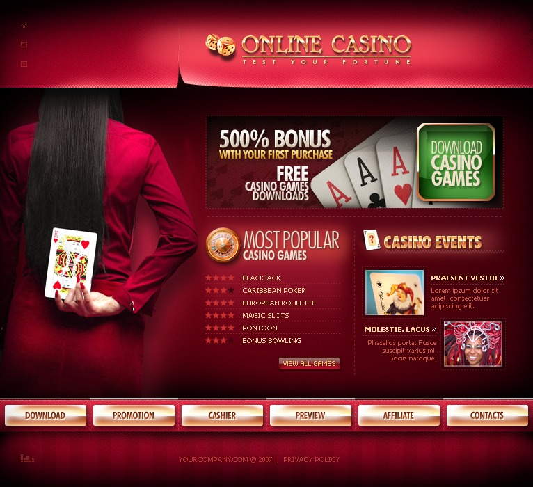 Online Flash Casino