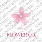 Flowers Logo  Template 13328