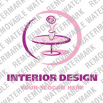 Furniture Logo  Template 13379