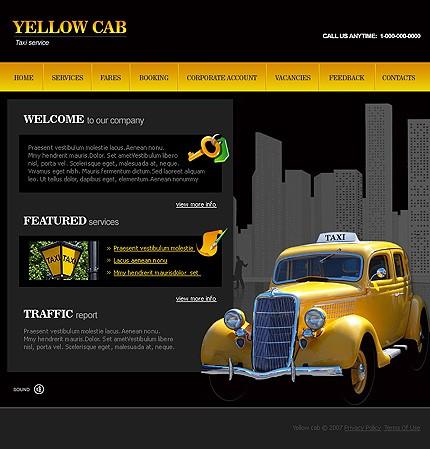 programe web design companie taxi
