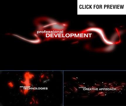 Flash ролик №13563 на тему дизайн студия FLASH INTRO SCREENSHOT