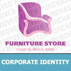 Furniture Corporate Identity Template 13601