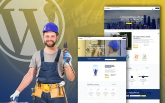 Noor - Electrical Services WooCommerce Theme
