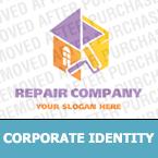 Corporate Identity Template 13704