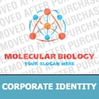 Science Corporate Identity Template 13711
