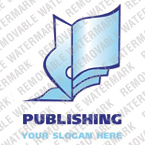Books Logo  Template 13729
