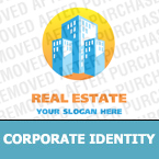 Real Estate Corporate Identity Template 13784