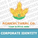 Agriculture Corporate Identity Template 13787