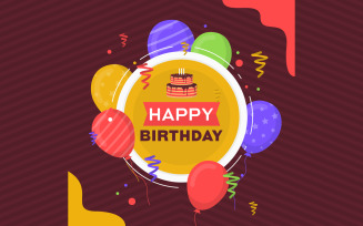 Banner Birthday Celebration