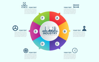 Scheme Analytic Diagram Infographic Elements