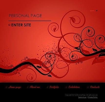 Website Template #13863