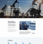 Oil Company Website Design - Gaspero - image