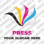 Media Logo  Template 13905