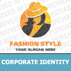 Fashion Corporate Identity Template 13986