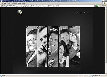 Website Template #13992