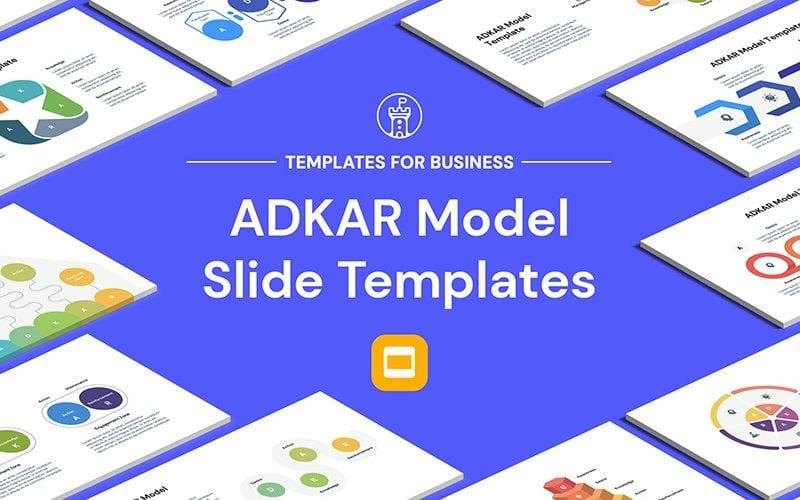 """ADKAR Model Templates Google Slides"" Google Slides №139864"