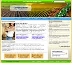denver style site graphic designs agriculture farm farms farmer farming corn sunflower sunflowers hay
