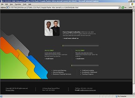 Website Template #14102