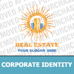 Real Estate Corporate Identity Template 14194