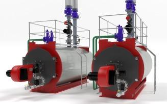 Bosch Unimat UT-L Industrial Boiler