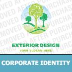 Corporate Identity Template 14347