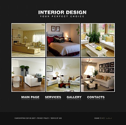 Website Template #14366