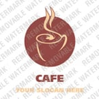 Cafe & Restaurant Logo  Template 14387