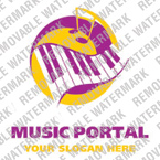 Music Logo  Template 14390