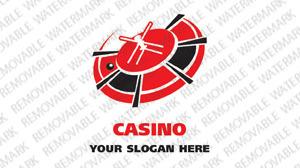 Online Casino Logo Template vlogo