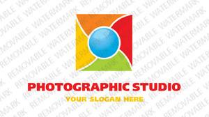 Photo Studio Logo Template vlogo