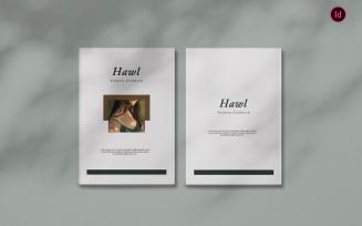 Hawl - Fashion Lookbook BL
