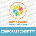 Art & Photography Corporate Identity Template 14483
