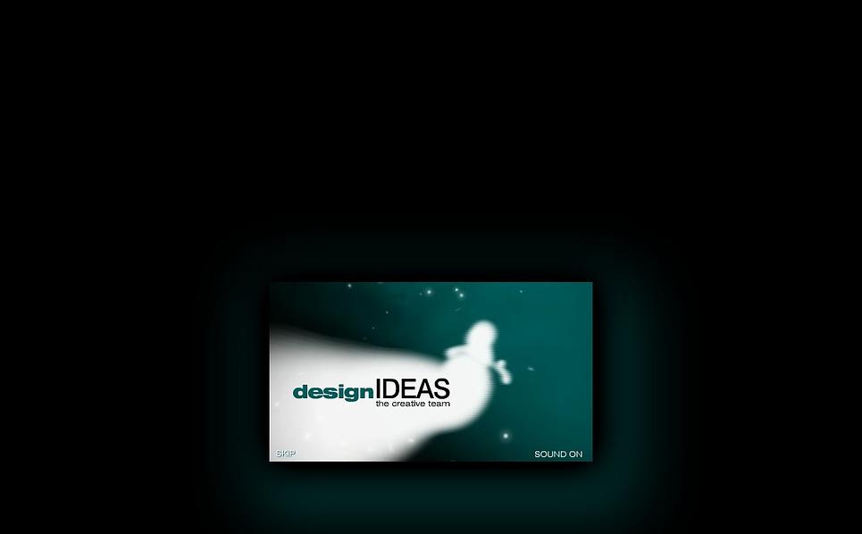 Flash Intro Vorlage für Web Design  New Screenshots BIG