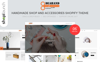 Deahand - Handmade Shop And Accessories