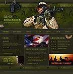 Kit graphique militaire 14592