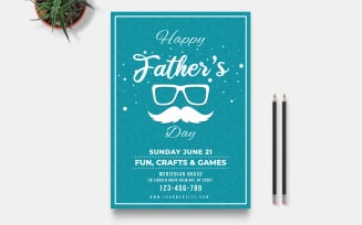 Fathers Day - Corporate Identity Template