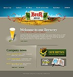 denver style site graphic designs beer brand company beer editions mug brewer hop malt glass goblet foam bottle variety work team specials menu waiters reservation food dishes tasty testimonials offers collection store
