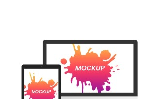 Mac Psd Product Mockup