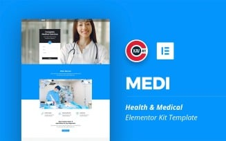 Medi - Health & Medical