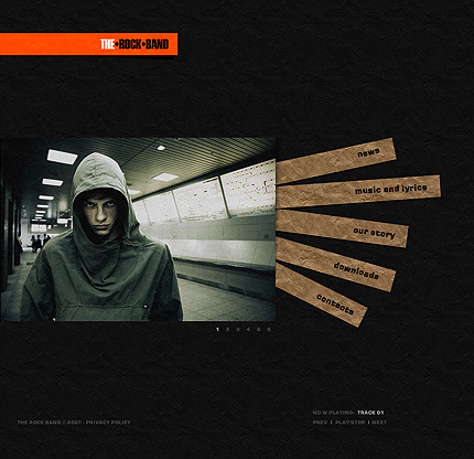 Website Template #14716