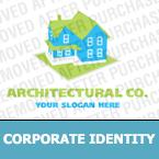 Architecture Corporate Identity Template 14719