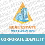 Real Estate Corporate Identity Template 14720