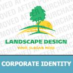 Corporate Identity Template 14722